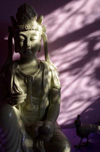 Bodhisattva © Jessica Sarapoff